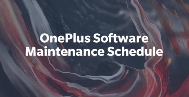 OnePlus: aggiornamenti garantiti per 36 mesi