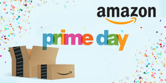 Amazon Prime Day posticipato al 5 ottobre