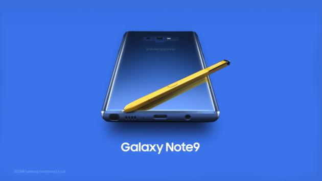 Galaxy Note 9: primi problemi al display