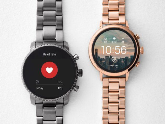 Fossil Q: annunciata la quarta generazione degli smartwatch Fossil