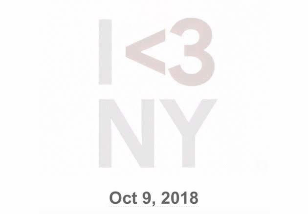Google Pixel 3: appuntamento al 9 ottobre