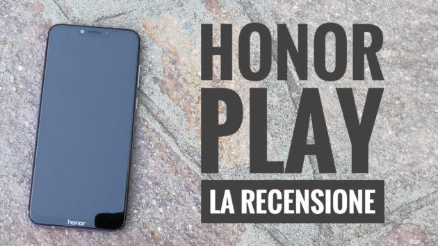 Recensione Honor Play: Specifiche top su un Budget phone? Quasi