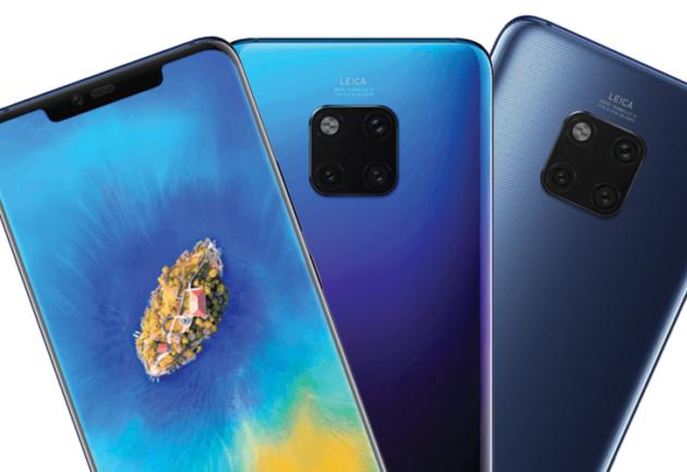 Huawei Mate 20 Pro: nuovi leak con immagini ufficiali