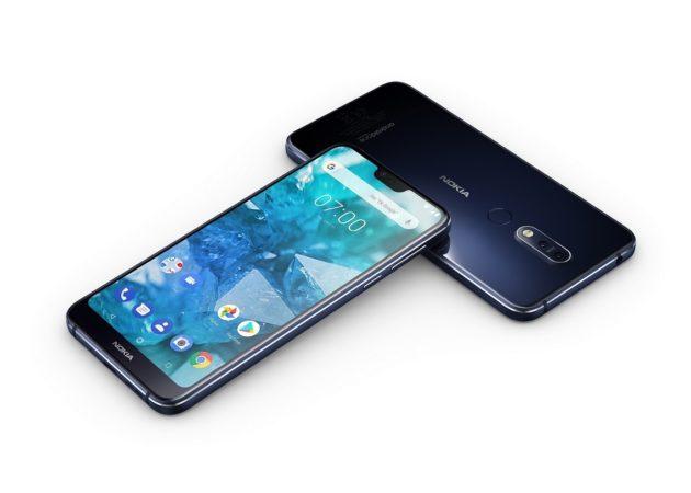 Nokia 7.1 presentato ufficialmente