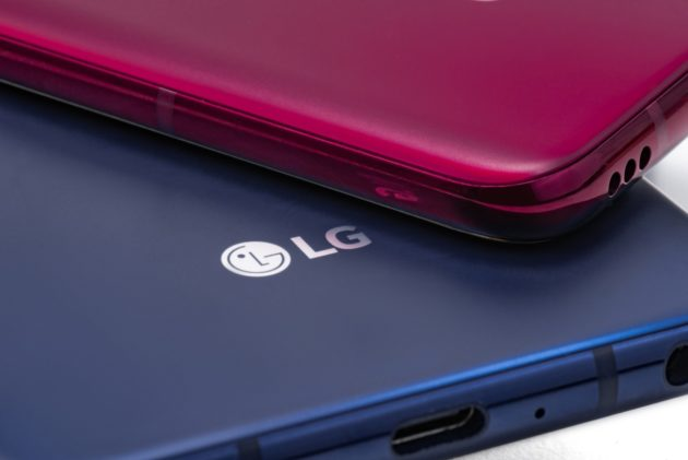 Android Pie arriva su LG V40 ThinQ