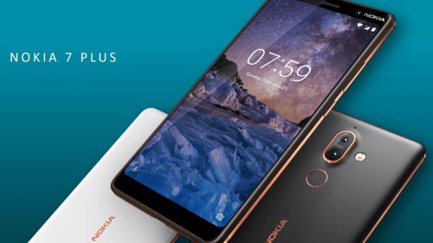 Nokia 7 Plus inizia a ricevere l'aggiornamento per Android 9 Pie