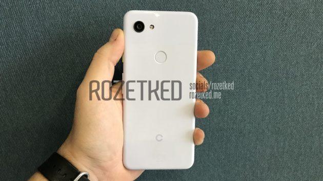 Google Pixel 3 Lite: ecco le foto del prototipo