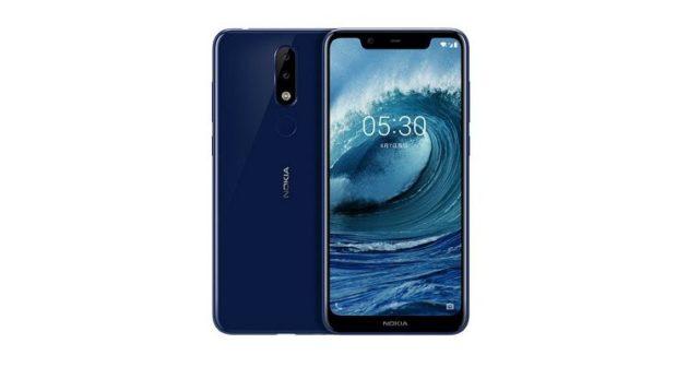 Nokia 5.1 Plus: in distribuzione Android 9 Pie