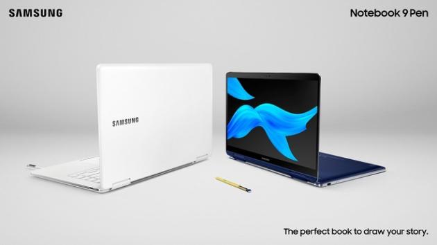 Samsung presenta i nuovi Notebook 9 Pen 13 e 15 pollici