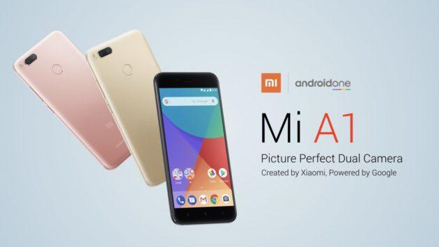 Xiaomi Mi A1: in distribuzione Android 9 Pie in Italia