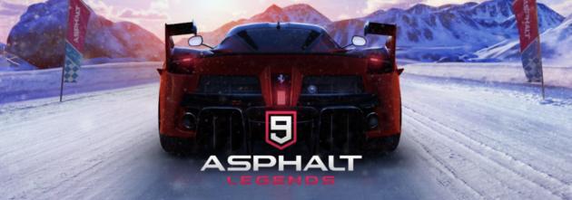 Asphalt 9,  un secondo aggiornamento porta gli FPS fino a 60... ma solo su iPhone