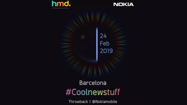 HMD presenterà il Nokia 9 PureView al MWC il 24 febbraio