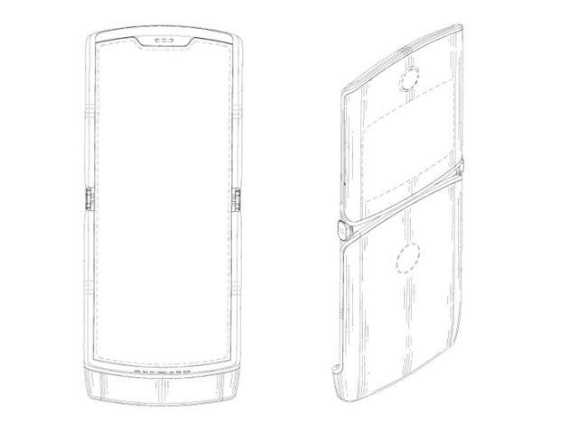 Motorola Razr: smartphone con display pieghevole