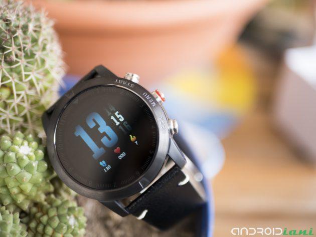 DT NO. 1 S10: la recensione dello smartwatch super economico