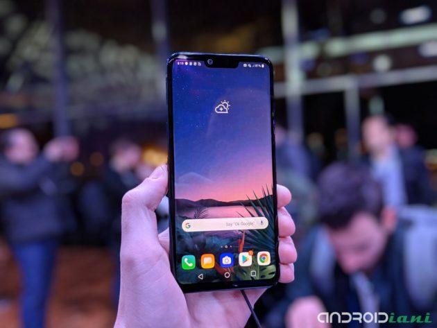 LG G8s ThinQ Ufficiale: fotocamera ToF controlla lo smartphone con le gesture | MWC 2019