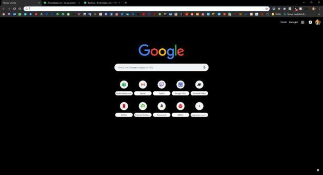 Chrome: Google rilascia 12 nuovi temi