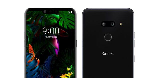 LG G8 ThinQ: trapelano nuove immagini e le specifiche tecniche