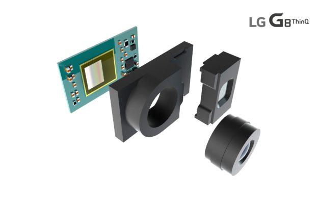 LG G8 ThinQ utilizzerà una fotocamera frontale dotata di 3D ToF