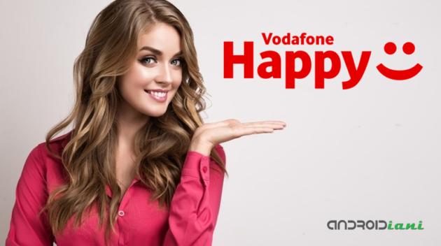 Vodafone Happy Friday: il regalo di questa settimana - 08/03/19