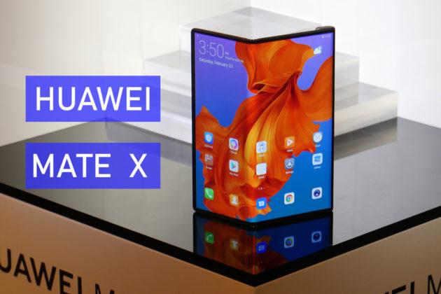 Huawei Mate X ufficiale: la risposta pieghevole al Galaxy Fold | MWC 2019