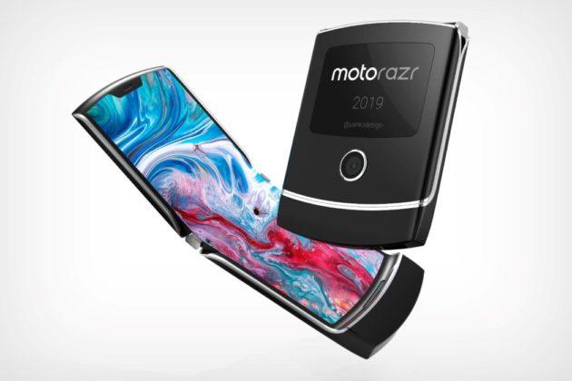 Motorola RAZR non smette di far parlare di sé