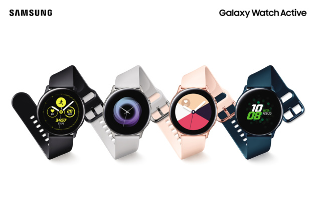 Samsung Galaxy Watch Active disponibile in promozione