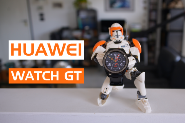 Huawei Watch GT punta sull'autonomia | Recensione