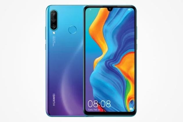 Huawei P30 Lite Ufficiale: tripla fotocamera e display da 6,15