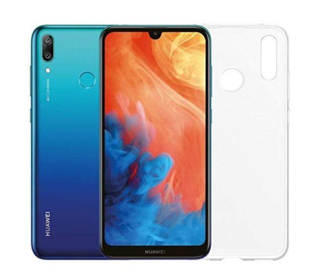 Huawei Y7 2019 Ufficiale: display da 6,26 pollici, Snapdragon 450 e 3 GB di RAM