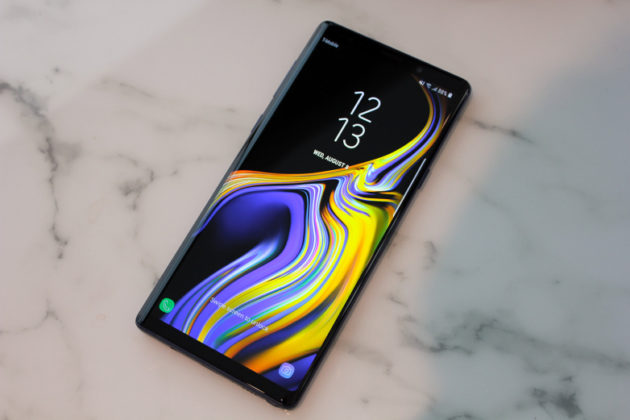 Samsung Galaxy Note 9: in distribuzione le patch di marzo in Italia