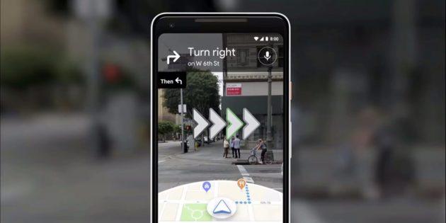Google Maps: in Italia arriva la realtà aumentata per le Guide Locali di livello 5