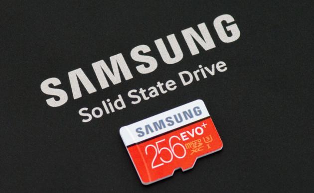 Samsung EVO Plus MicroSD da 256 GB, UHS-I, Classe U3 in offerta a 39 Euro su Amazon