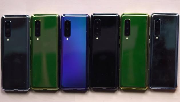 Samsung Galaxy Fold: hands on dello smartphone pieghevole - VIDEO