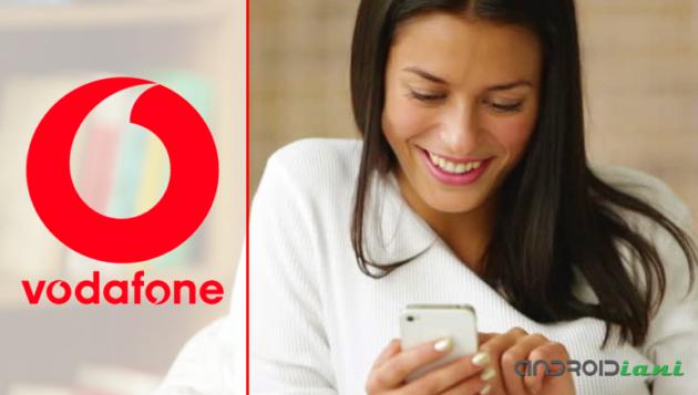 Vodafone Special Minuti 30GB al prezzo di 6 euro