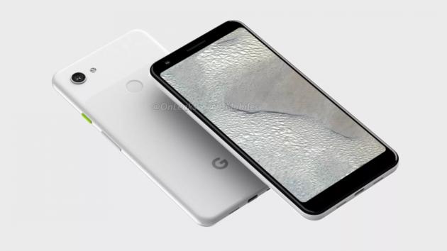 Google Pixel 3a: un nuovo render lo mostra in versione bianca