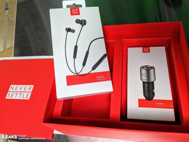 Nuove OnePlus Bullets Wireless 2 e Warp Charge 30 Car Charger [LEAKED]