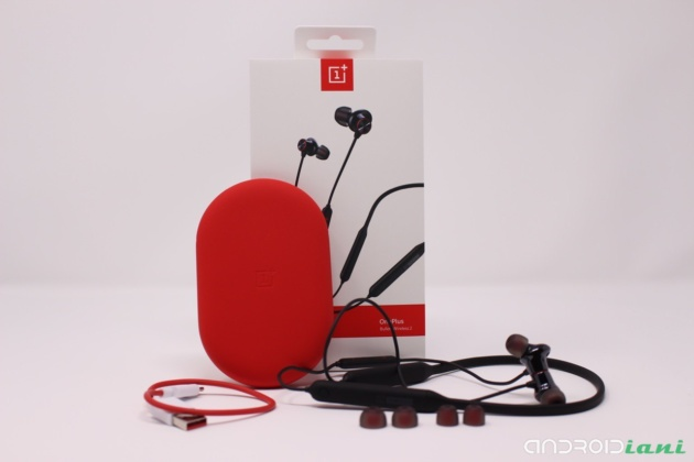 OnePlus Bullets Wireless 2: disponibili dal 21 maggio a 99€