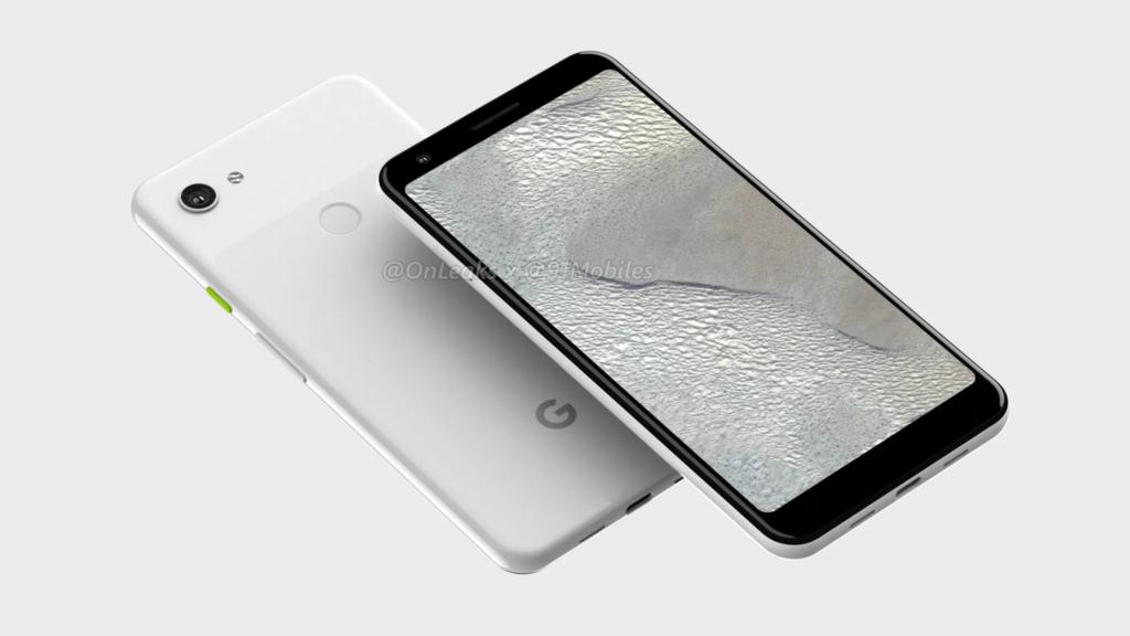 Google Pixel 3a XL repéré dans la fenêtre d'un Best Buy aux Etats-Unis 1