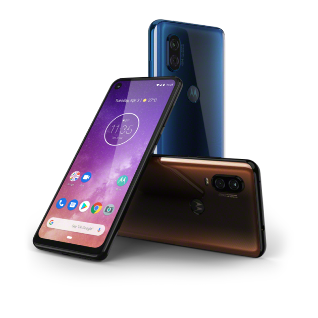 Motorola One Vision Ufficiale: Exynos 9609, display 21:9 a 299,99 Euro