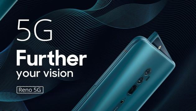 Oppo annuncia Android Q beta per la serie Reno e mostra il 5G al Google I/O 2019