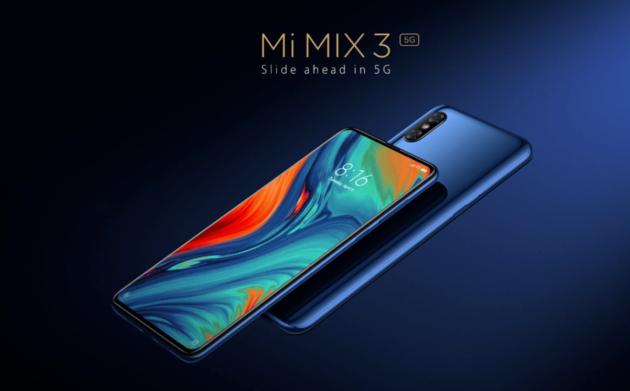 Xiaomi Mi Mix 3 5G: in Italia dal 23 maggio a 699€