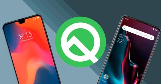Android Q Beta 3: tutti gli smartphone compatibili