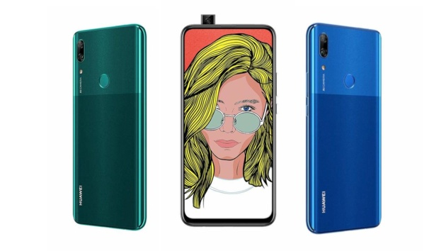 Huawei P Smart Z ufficiale: camera pop-up e fullscreen a 279€
