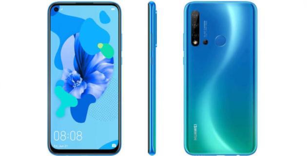 Huawei P20 Lite 2019: Kirin 710, 4 GB di RAM e quadrupla fotocamera a 329 euro