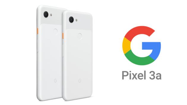 Google Pixel 3a e 3a XL ufficiali: domani in Italia da 399€