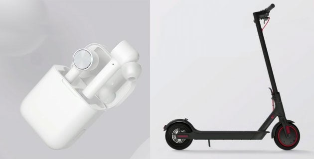 Xiaomi presenta Smart Band 4, True Wireless e il nuovo Electric Scooter