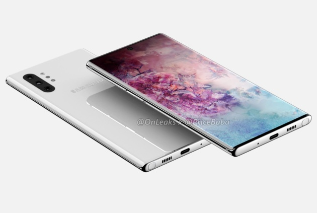 Samsung Galaxy Note 10 Pro: svelato in anteprima da alcuni render | Video