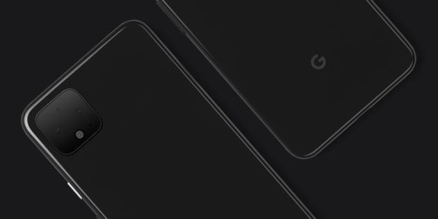 Google Pixel 4: gli ultimi render mostrano una dual cam anteriore