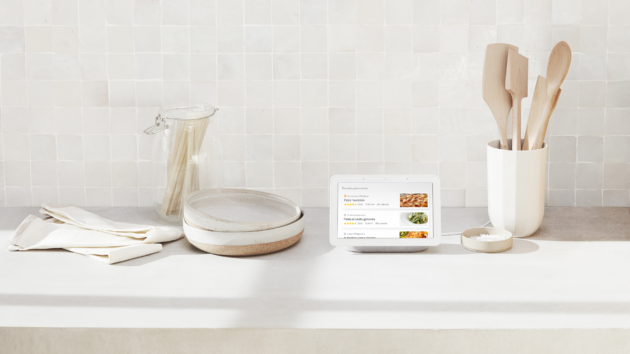 Google Nest Hub arriva ufficialmente in Italia al prezzo di 129 Euro