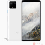 google pixel 4xl render